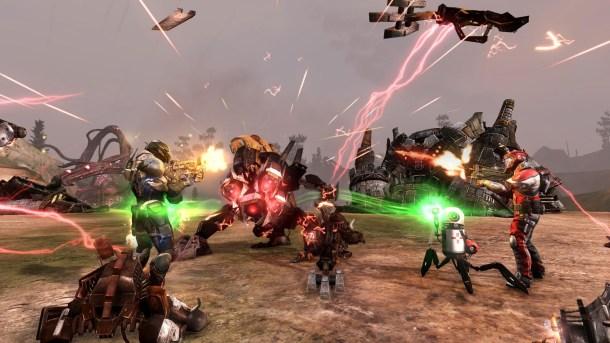 Defiance 2050 | Assault
