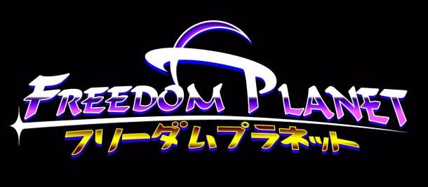 Freedom Planet   Logo Black