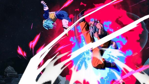 Dragon Ball FighterZ   Goku Kick