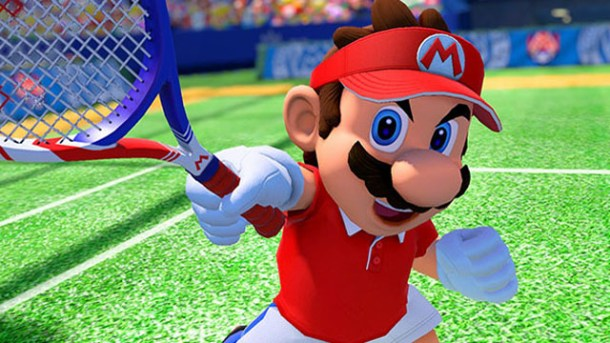 Nintendo Download | Mario Tennis Aces