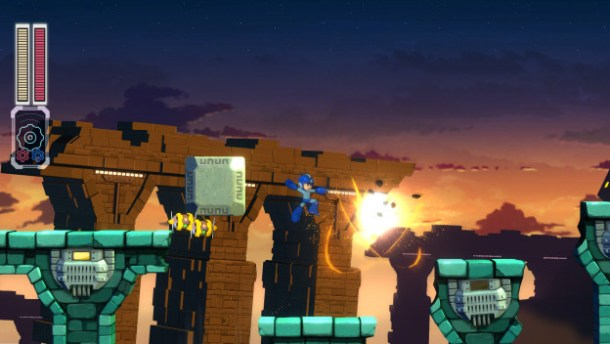 Mega Man 11 | Jump
