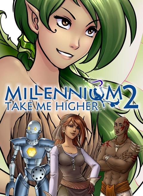 Millennium 2   boxart