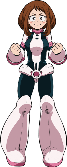 My Hero One's Justice | Ochaco_Uraraka