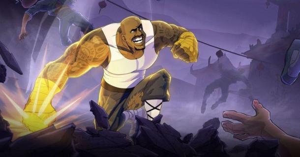 Nintendo Download | Shaq-Fu: A Legend Reborn