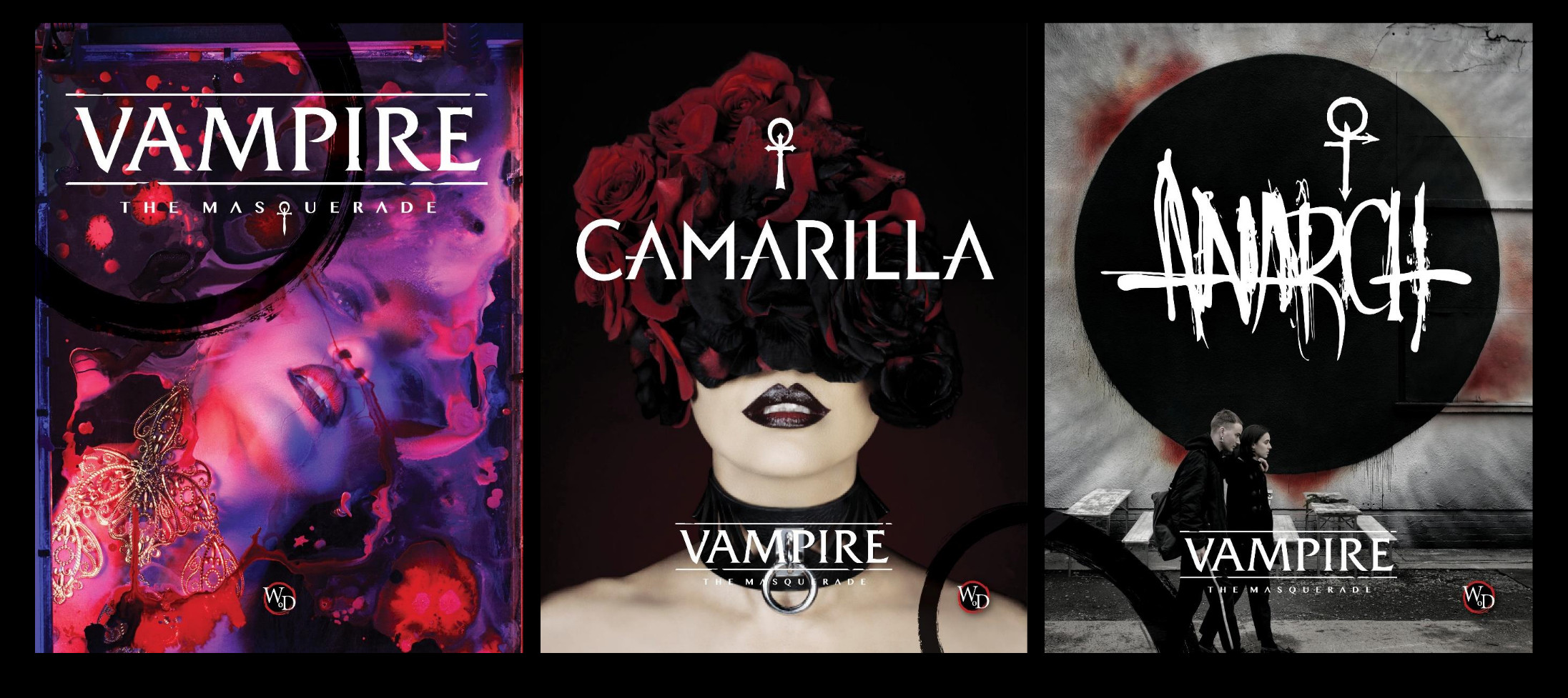 Get Bloody with V5 of Vampire: The Masquerade - oprainfall