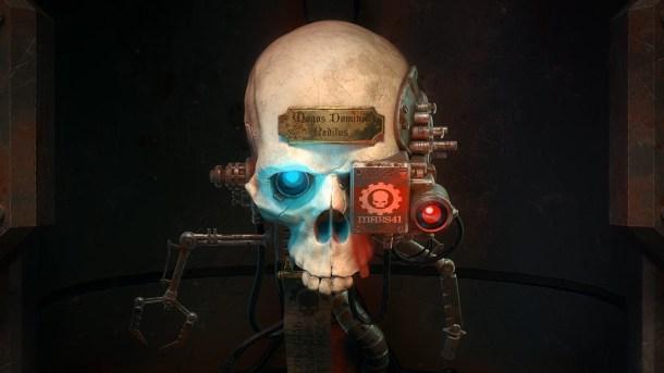 Mechanicus | Servo Skull