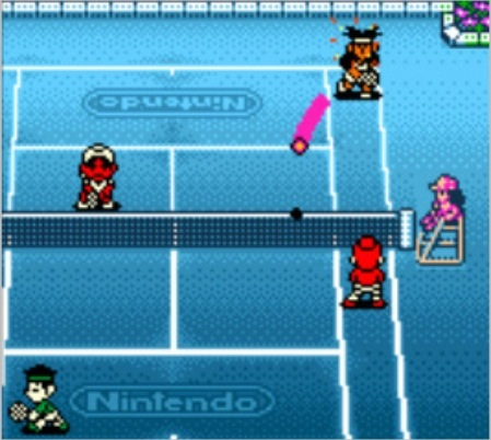 Mario Tennis, Game Boy Color, 2001