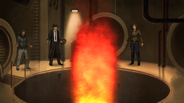 Unavowed   Sewer Fire