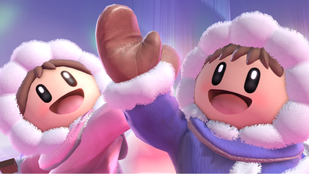 Super Smash Bros. Ultimate | Ice Climbers