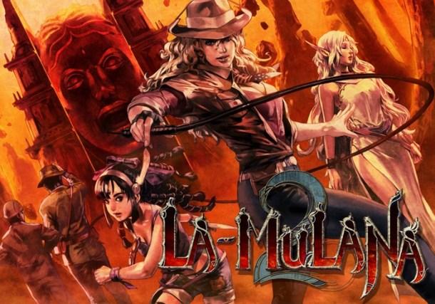 La-Mulana 2 | Cover
