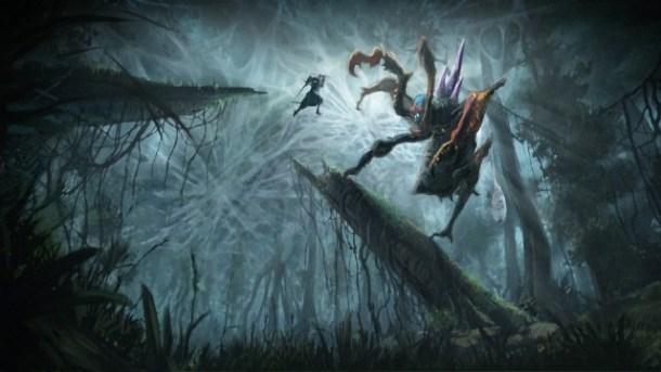 Monster Hunter concept