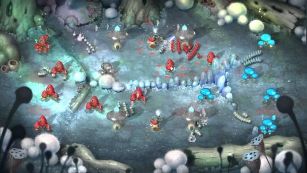 Mushroom Wars 2 | battle