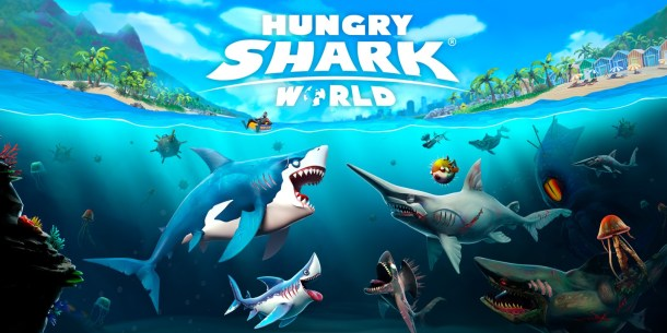 Nintendo Download | Hungry Shark World