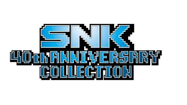 SNK 40th ANNIVERSARY COLLECTION feature