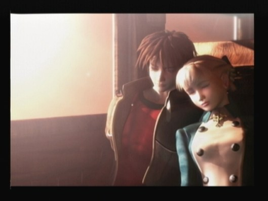 Shadow Hearts | Yuri and Alice