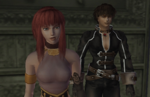 Shadow Hearts | Yuri and Karin