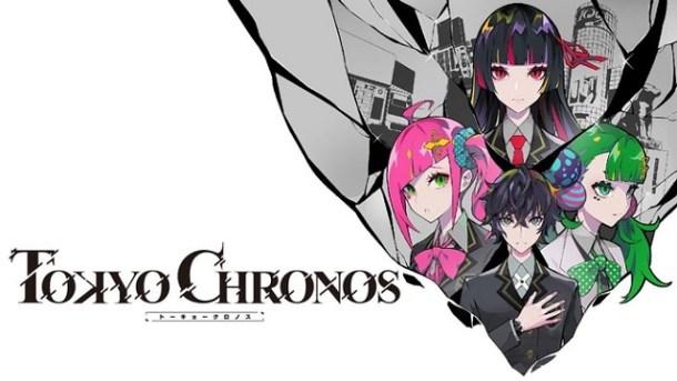 Tokyo Chronos | Logo