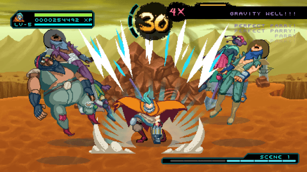 Way of the Passive Fist | Special attack
