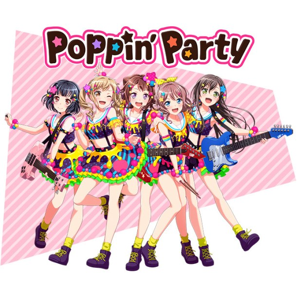 BanG Dream! | Poppin' Party