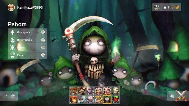 mushroom wars 2 | Hero