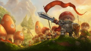 Mushroom Wars 2 | Logo