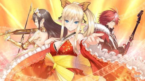 Shining Resonance Refrain | Singing event