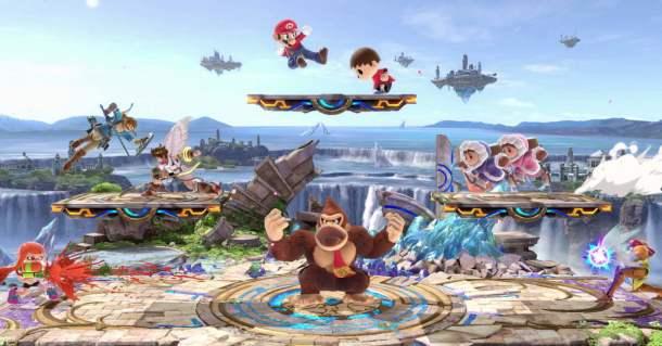 Super Smash Bros. Ultimate | Chaos