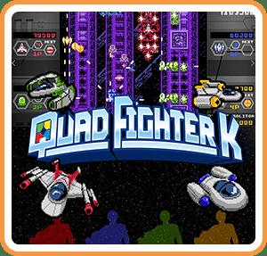 Quad Fighter K | boxart