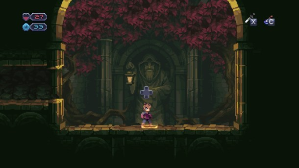 Chasm   Save Points