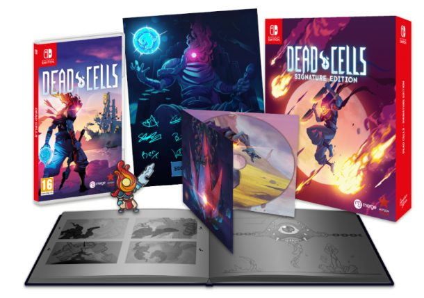 oprainfall | Dead Cells Signature Edition