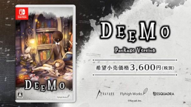 oprainfall   Deemo