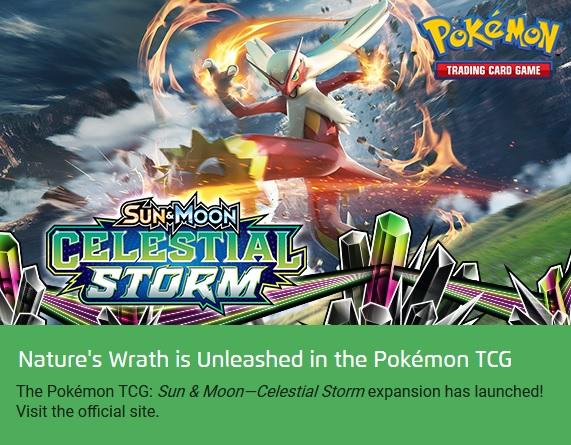 Pokémon | Celestial Storm