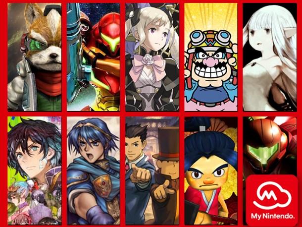 Nintendo Download | My Nintendo Savings