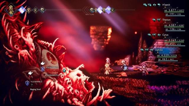 Octopath Traveler Final Boss