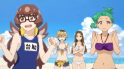 Punch Line | Swim