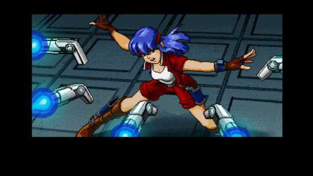 Nintendo Download | Cosmic Star Heroine