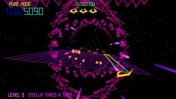 Tempest 4000 | gameplay