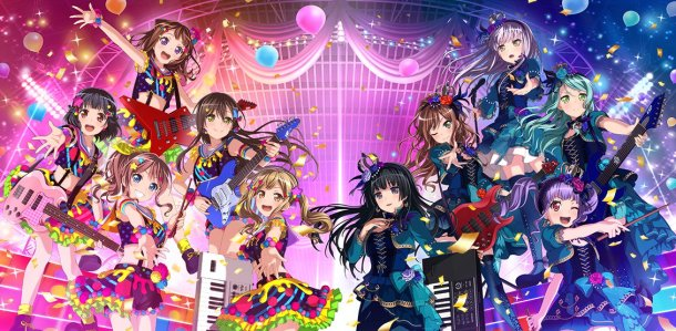 BanG Dream! | 5th Live Promotional Image