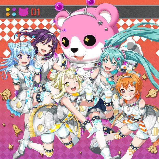 BanG Dream! | Hello, Happy World! x Hatsune Miku