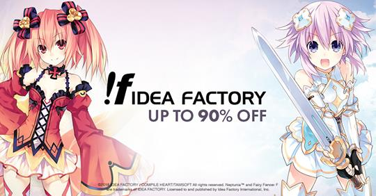 Idea Factory | Sale