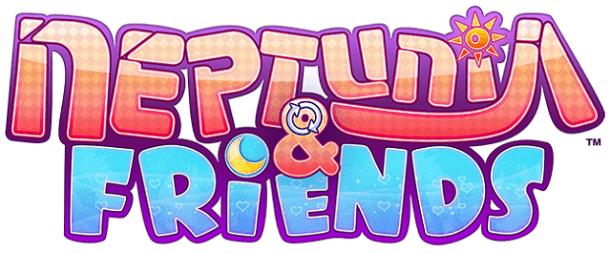 Neptunia & Friends Logo