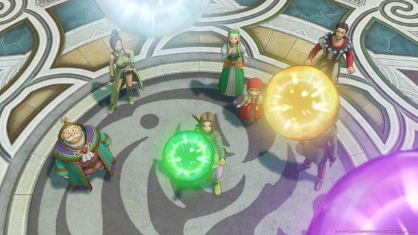 Dragon Quest XI | False End