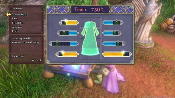 Dragon Quest XI Mini Forge