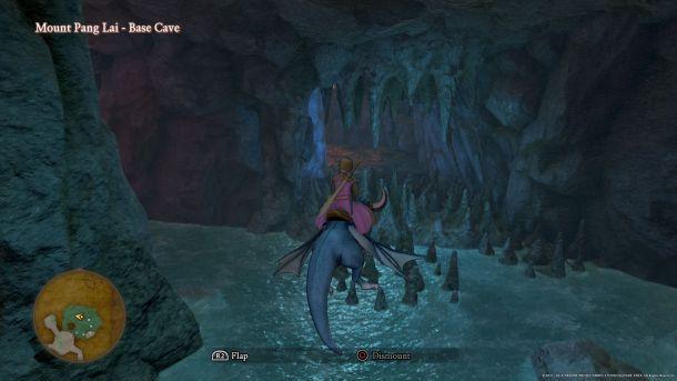 Dragon Quest XI Mount Transportation