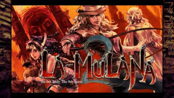 oprainfall | La-Mulana 2