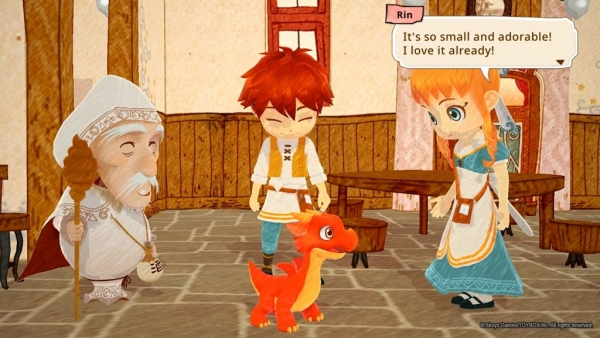 Little Dragon's Cafe | Raising a dragon
