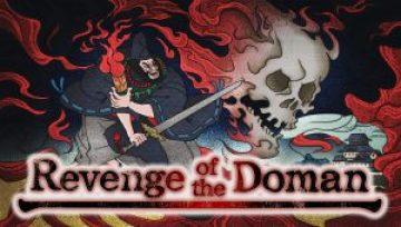 Revenge of the Doman logo
