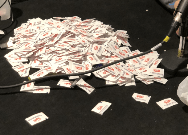 Dragon Con | Salt Packets