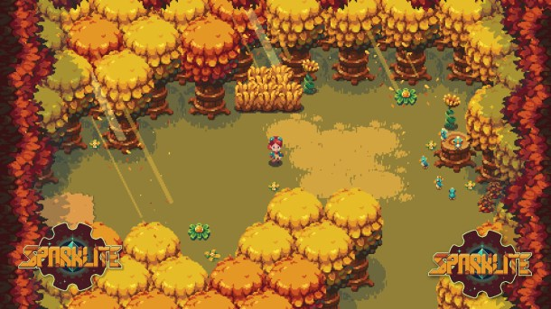 Sparklite | Forest