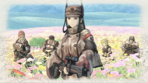 Nintendo Download | Valkyria Chronicles 4